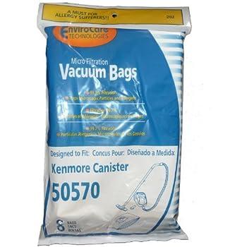 kenmore progressive vacuum bags. 16 kenmore i ultra care 50570 sears vacuum bag, canister cleaners, 609315, progressive bags t