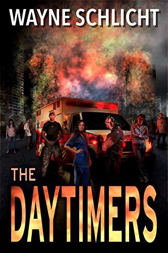 The Daytimers by [SCHLICHT, WAYNE]