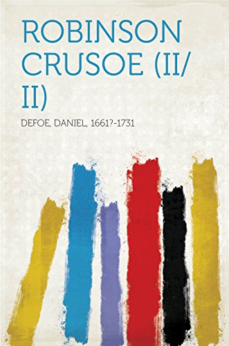 Robinson Crusoe (II/II)