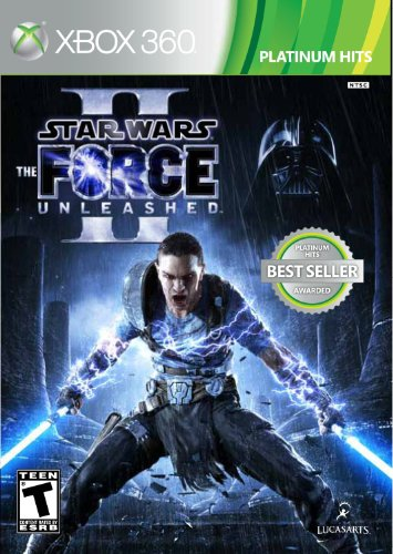 Star Wars: The Force Unleashed II Platinum edition - Xbox (Star Wars The Force Unleashed 2 Costumes And Lightsabers)