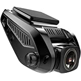 [2018 New Stealthy Model] KDLINKS XVIS-10 Full-HD Wide Angle Dashboard Car DVR Vehicle Dash Cam with G-Sensor & WDR Night Mode & Loop Recording & Stealthy Design, Support 64/128GB