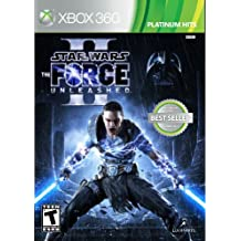 Star Wars: The Force Unleashed II - Xbox 360 Standard Edition