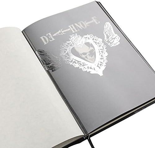 Death Note 990210/anime replica Scrap Book nero