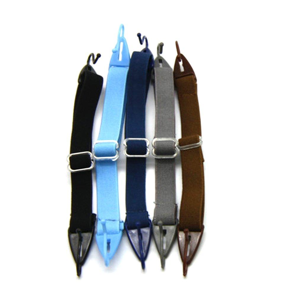 EnzoDate Cinturini per occhiali per bambini Supporto per fascette della testa degli occhiali sportivi Corda per occhiali per bambini