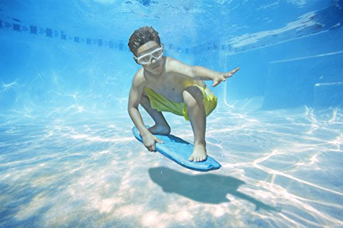 51d00anVsxL - Poolmaster Swimming Pool Underwater Surf Board, Blue
