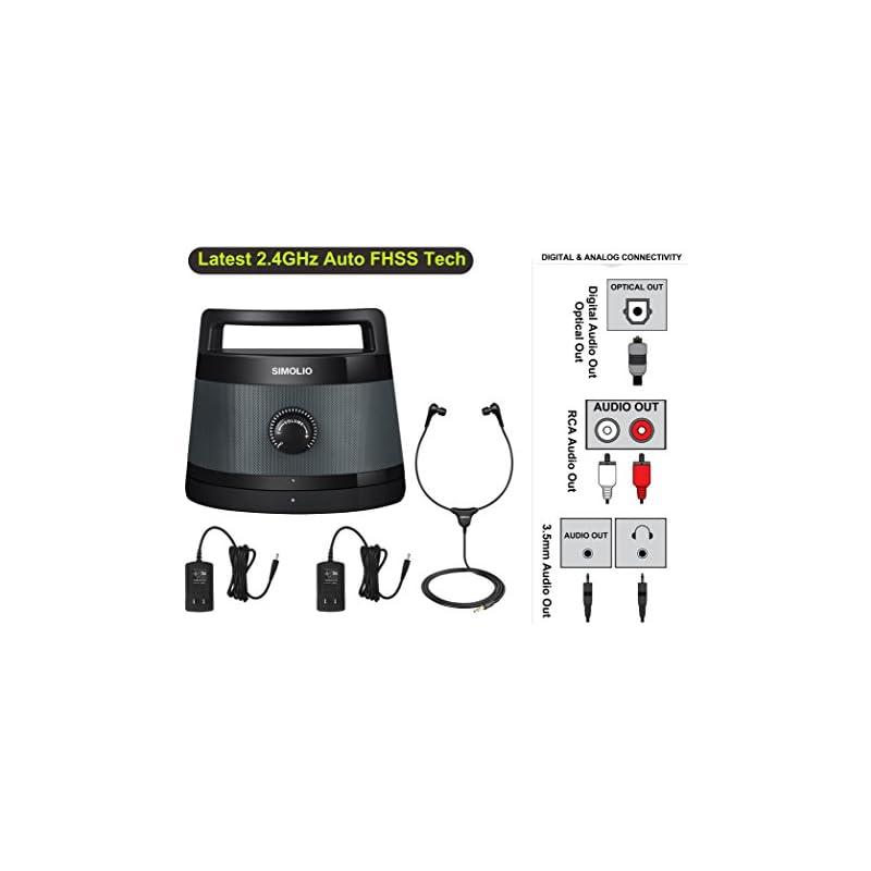 Simolio Digital Assisted Hearing Amplifi