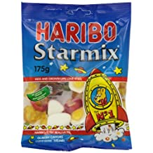 Haribo Starmix, 175 gm, Pack Of 12, 2100 gm
