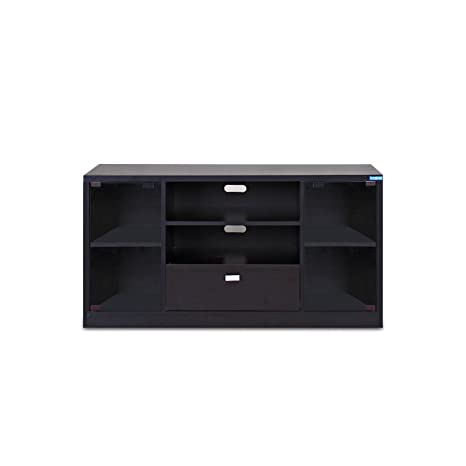 3b32d7890 Spacewood 1200 Plasma TV Unit (Natural Wenge)  Amazon.in  Home   Kitchen