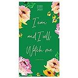 2020-2021 Watch Me 2-Year Small Pocket Planner Calendar