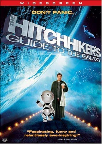 - The Hitchhiker's Guide to the Galaxy (Widescreen Edition)