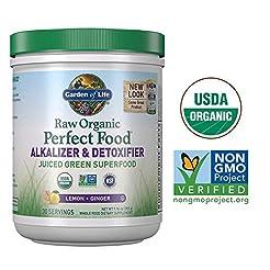 Garden of Life Raw Organic Perfect Food ...