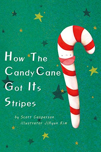 How The Candy Cane Got Its Stripes