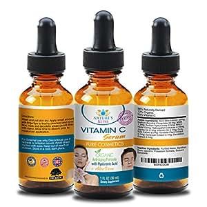 Amazon.com: Organic Vitamin C Serum for Face