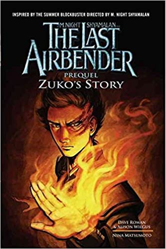 Download The Last Airbender Prequel Zukos Story By Dave Roman