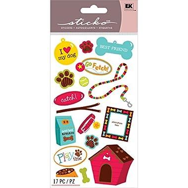 EK Success Brands Decorative Sticko Stickers, Pals