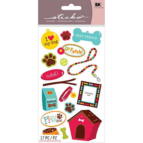 EK Success Brands Decorative Sticko Stickers, ()