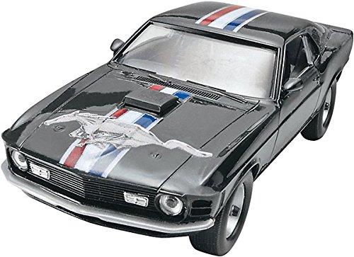 アメリカレベル 1/32 70 フォード マスタング マッハ1 01748 プラモデルの商品画像
