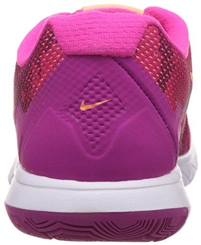 Flsh Fchs para Pnk Whit RN Fl Experience mujer Flex Snst Nike 4 Wmns Premium Rosa Zapatillas Glw x6ZHqH