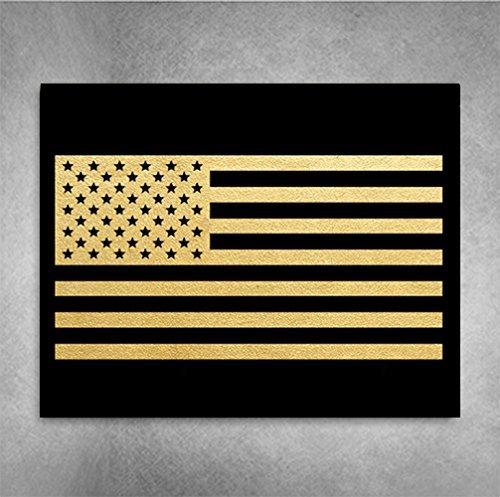 united states flag art - 7