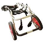 Best Friend Mobility BFMXL-S&J Elite Dog Wheelchair, X-Large
