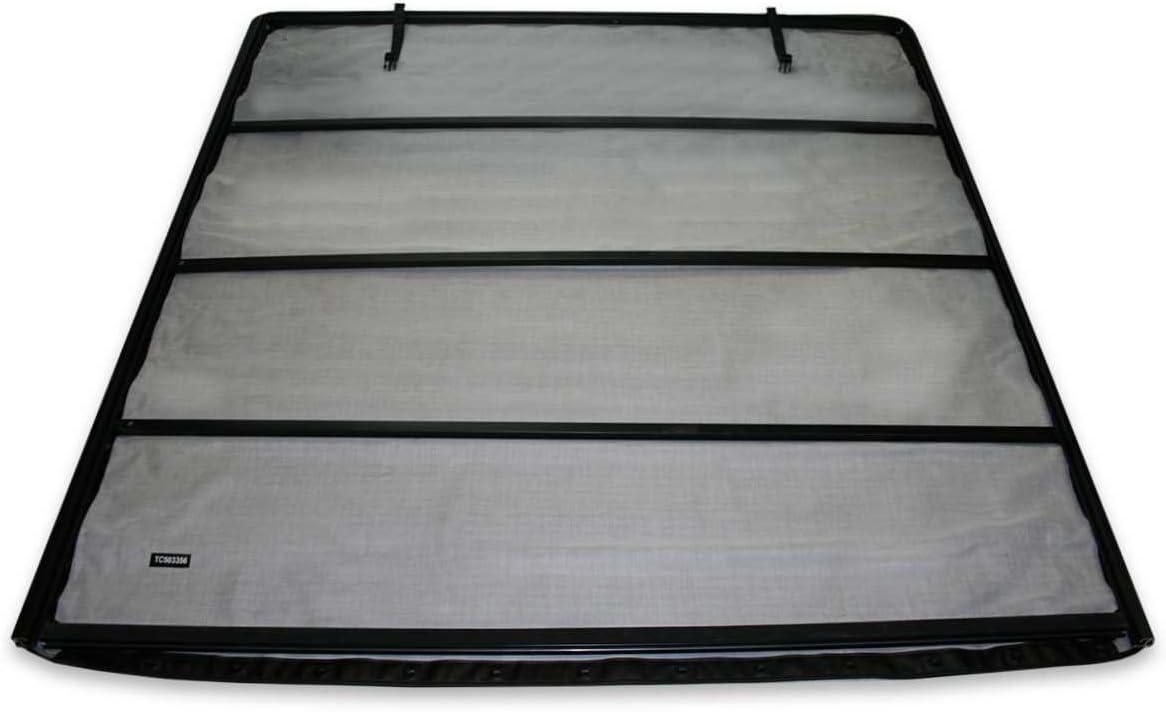 Prime Choice Auto Parts Tc503356 6 5ft Bed Hidden Snap On Tonneau Cover Fleetside