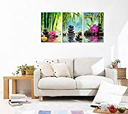 Wall Art Zen Painting Spa Canvas Art 20\