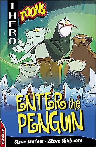 EDGE: I HERO: Toons: Enter The Penguin: 9781445159249 ...