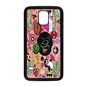 High Quality -ChenDong PHONE CASE- For Samsung Galaxy S5 -The Musie Band 5Sos Design-UNIQUE-DESIGH 15