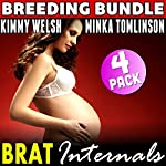 Brat Internals 4 Pack : Books 1-4 | Kimmy Welsh
