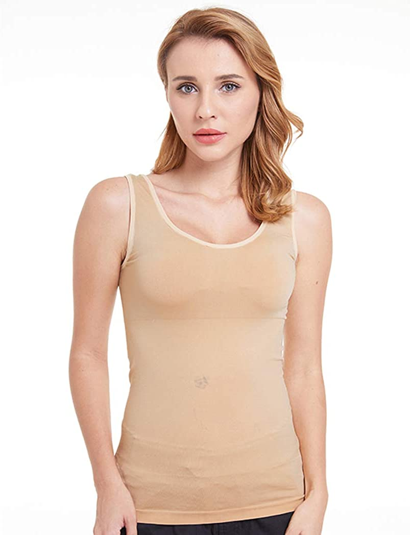 Women/'s Shapewear Tank Tops Slimming Camisole Compression top with Firm Tummy Control