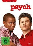 Psych Season 3 [Import allemand]