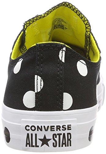 Yellow Black 001 Multicolore black Femme Baskets fresh Converse Ox white fresh Ctas Yellow white gwEx7paq