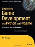 Beginning Game Development with Python and Pygame, Will McGugan, 1590598725