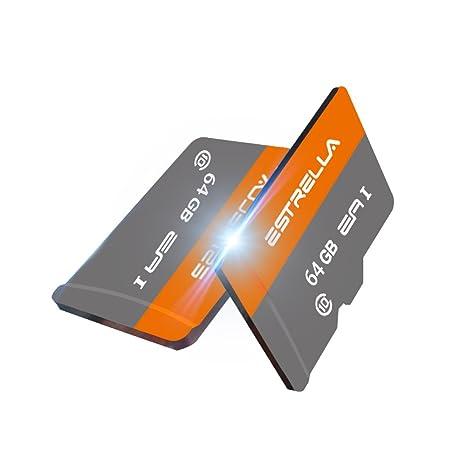 Tarjeta micro SD Tarjeta de memoria de clase 10 Tarjeta de memoria Flash de 8GB/16GB/32GB/64GB/128GB Tarjeta TF