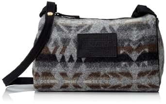 Pendleton Men's Dopp Bag with Strap, Charcoal Maize Spirit, One Size