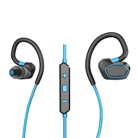 Willful Auriculares Bluetooth Inalámbricos 4.1 Deportivos,Headphone In-ear para Deportivos . con Tecnología