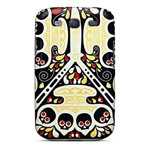 Samsung Galaxy S3 FlY14507GLqM Customized HD Red Hot Chili Peppers Series Anti-Scratch Cell-phone Hard Covers -KellyLast