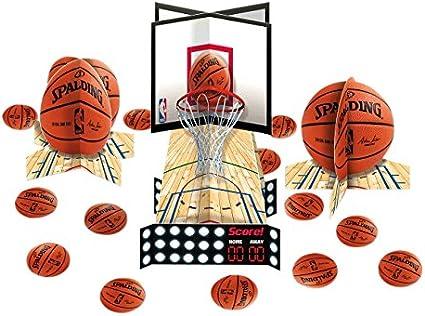 Amazon.com: Deportes y tailgating NBA parte Spalding – Kit ...