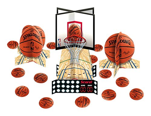 Basketball Birthday Decorations -