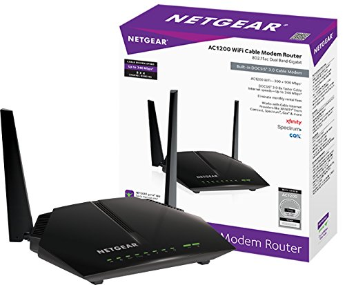 Netgear AC1600 WiFi Cable