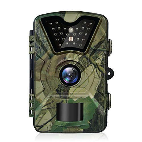 Anpviz Trail Game Camera, 1080P HD 12MP Infrared Night Visio