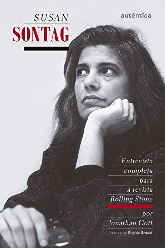 Susan Sontag: Entrevista completa para a revista Rolling Stone