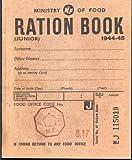UK Ration Book Replica - World War 2