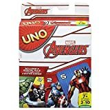 Mattel Games Marvel Avengers UNO Card Game