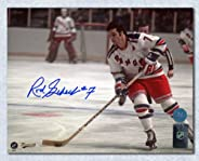 Rod Gilbert New York Rangers Autographed Playmaker 8x10 Photo