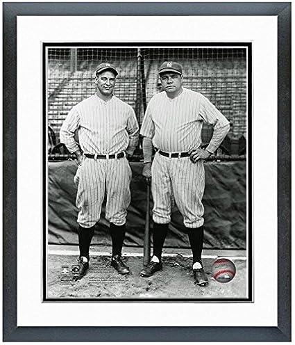 designer fashion b678d 0c989 Amazon.com: Babe Ruth & Lou Gehrig New York Yankees MLB ...