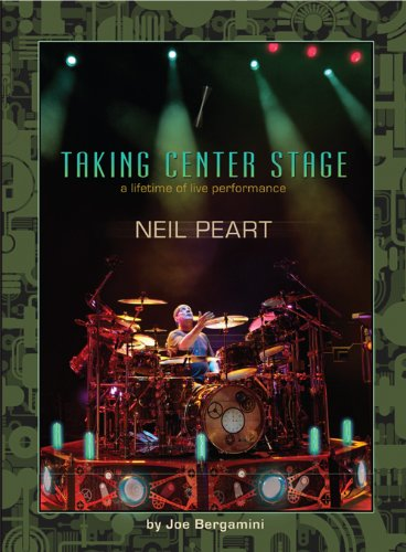 Neil Peart Taking Center Stage ()