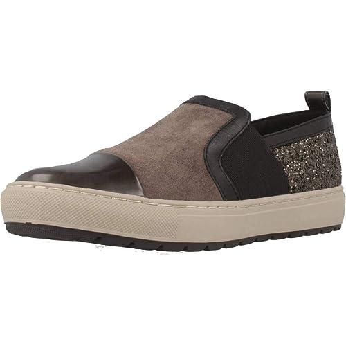 Geox D Breeda A, Zapatillas para Mujer: Amazon.es: Zapatos y complementos