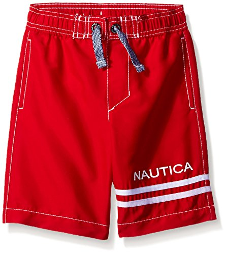Nautica Boys Swim Trunk Protection
