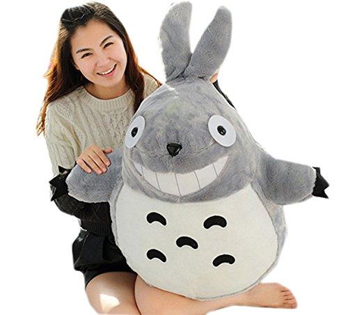 1 Pc Totoro Plush Doll Toy Animal Giant Totoro Pillow Stuffed Animal Toy 80cm/31inch